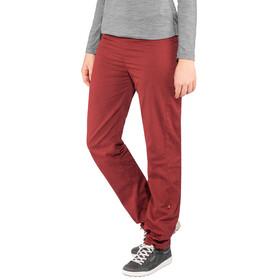 E9 Andre Bukser lange Damer rød